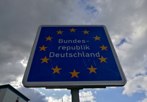 Grenzmarkierung, über dts Nachrichtenagentur