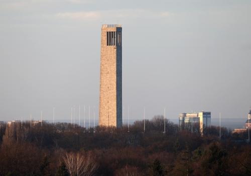 Glockenturm beim Olympiastadion Berlin, über dts Nachrichtenagentur