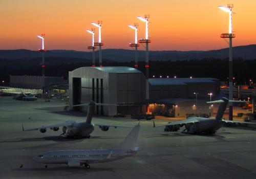 US-Luftwaffenbasis Ramstein, über dts Nachrichtenagentur