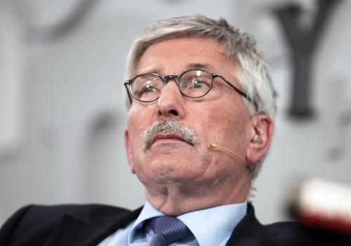 Thilo Sarrazin, über dts Nachrichtenagentur