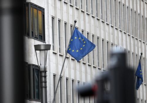 EU-Fahne, über dts Nachrichtenagentur
