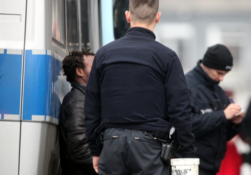 Polizei nimmt Drogendealer fest, über dts Nachrichtenagentur