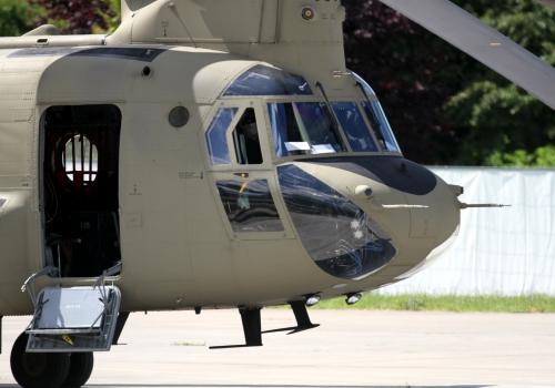 Hubschrauber der US-Army, über dts Nachrichtenagentur