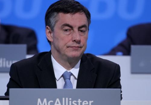 David McAllister, über dts Nachrichtenagentur