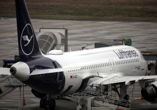 Lufthansa-Maschine, über dts Nachrichtenagentur