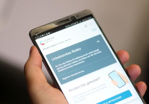 Corona-Warn-App, über dts Nachrichtenagentur