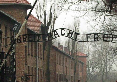 Konzentrationslager Auschwitz, über dts Nachrichtenagentur