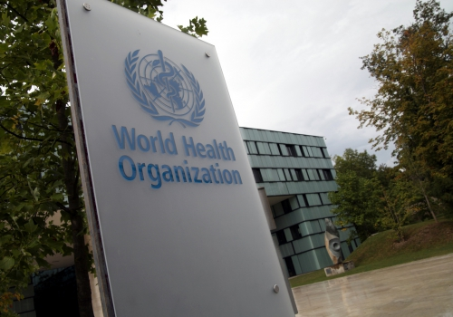 Weltgesundheitsorganisation (WHO) in Genf, über dts Nachrichtenagentur