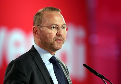 Frank Werneke, über dts Nachrichtenagentur