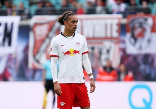 Yussuf Poulsen (RB Leipzig), über dts Nachrichtenagentur