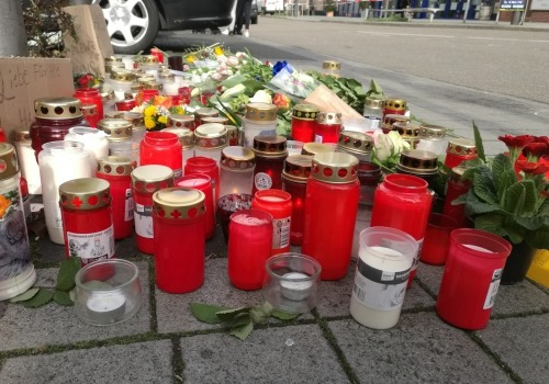 Tatort in Hanau, über dts Nachrichtenagentur