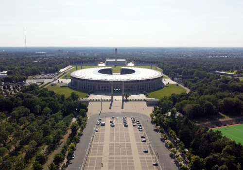 Olympiastadion, über dts Nachrichtenagentur