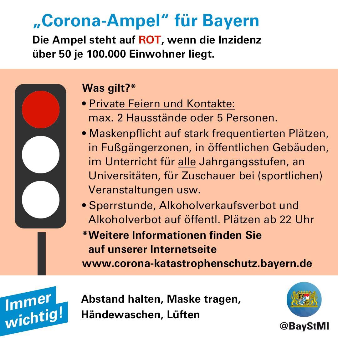 Corona Regeln Gastronomie Bayern