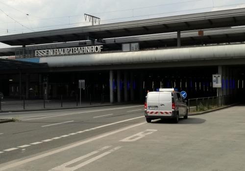 Essen Hauptbahnhof, über dts Nachrichtenagentur