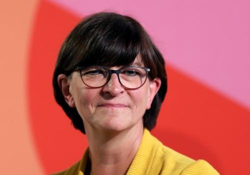 Saskia Esken, über dts Nachrichtenagentur