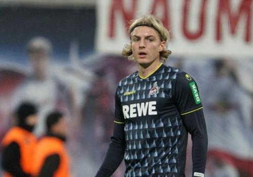 Sebastiaan Bornauw (1. FC Köln), über dts Nachrichtenagentur