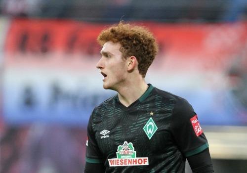 Josh Sargent (Werder Bremen), über dts Nachrichtenagentur