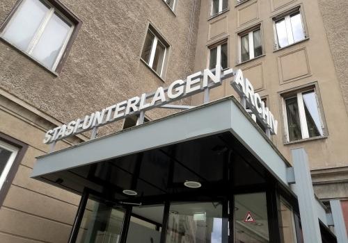 Stasi-Unterlagen-Archiv, über dts Nachrichtenagentur