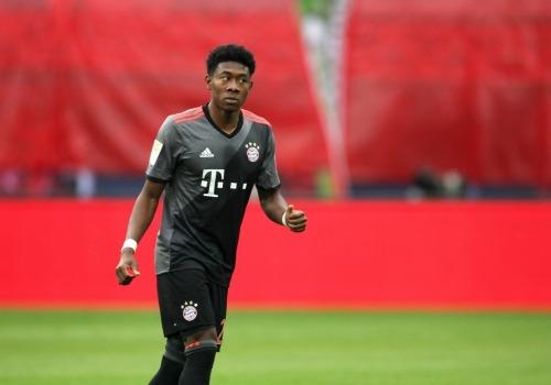 David Alaba (FC Bayern), über dts Nachrichtenagentur