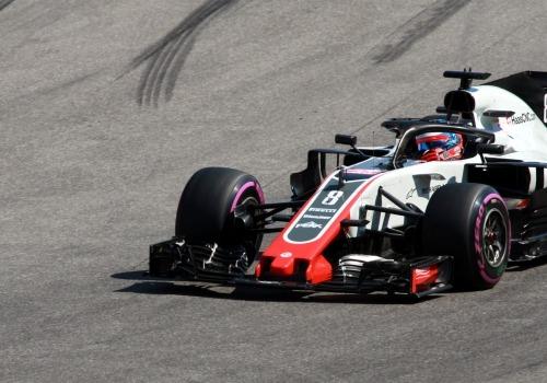 Formel-1-Rennauto von Haas, über dts Nachrichtenagentur