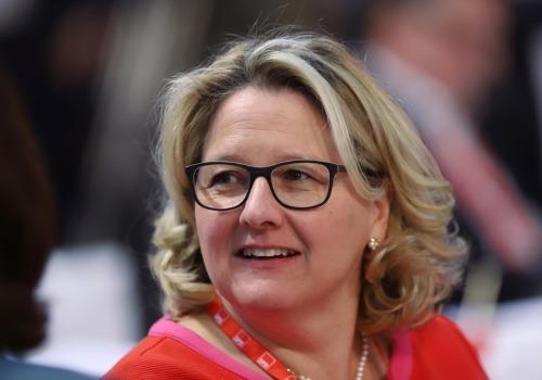 Svenja Schulze, über dts Nachrichtenagentur