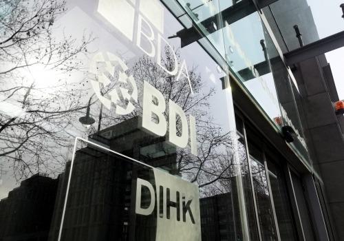 Haus der Deutschen Wirtschaft, über dts Nachrichtenagentur