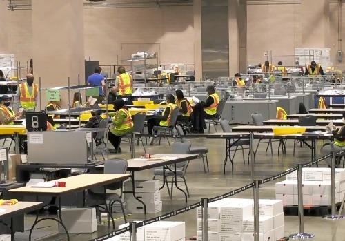 Nach US-Wahl 2020: Stimmauszählung am 4.11., über dts Nachrichtenagentur