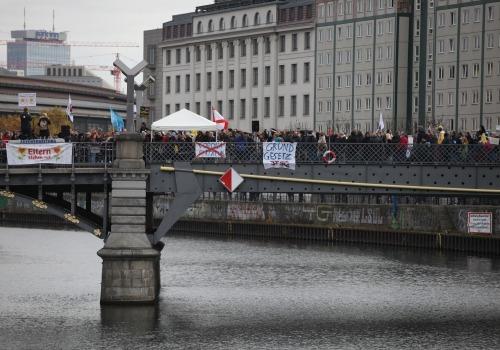 Proteste am 18.11.2020, über dts Nachrichtenagentur