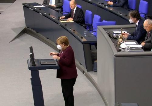 Merkel am 26.11.2020, über dts Nachrichtenagentur