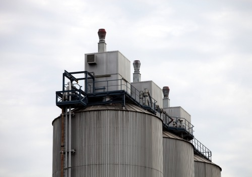 Industrieanlage, über dts Nachrichtenagentur