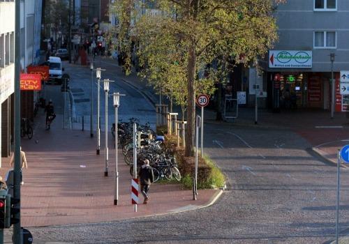 Innenstadt von Neumünster, über dts Nachrichtenagentur