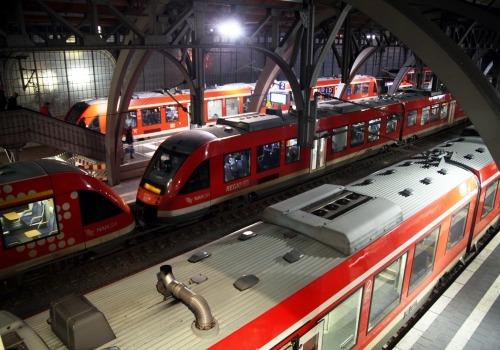 Züge von DB Regio, über dts Nachrichtenagentur