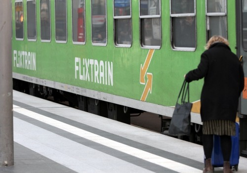 Flixtrain, über dts Nachrichtenagentur