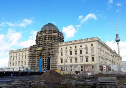 Berliner Schloss, über dts Nachrichtenagentur