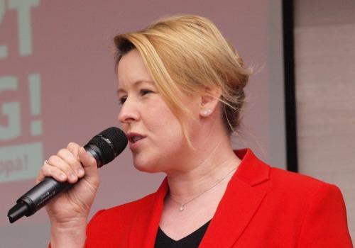 Franziska Giffey, über dts Nachrichtenagentur