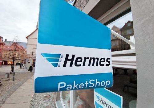 Hermes-Paketshop, über dts Nachrichtenagentur