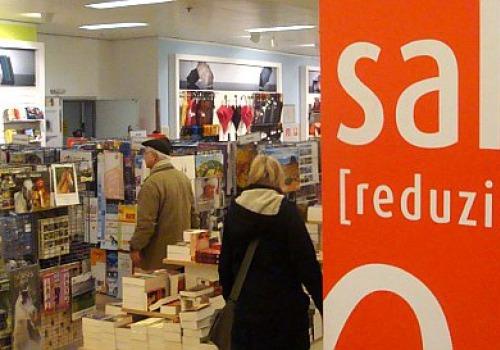 Rabattaktion im Einzelhandel, über dts Nachrichtenagentur