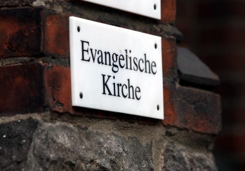 Evangelische Kirche, über dts Nachrichtenagentur