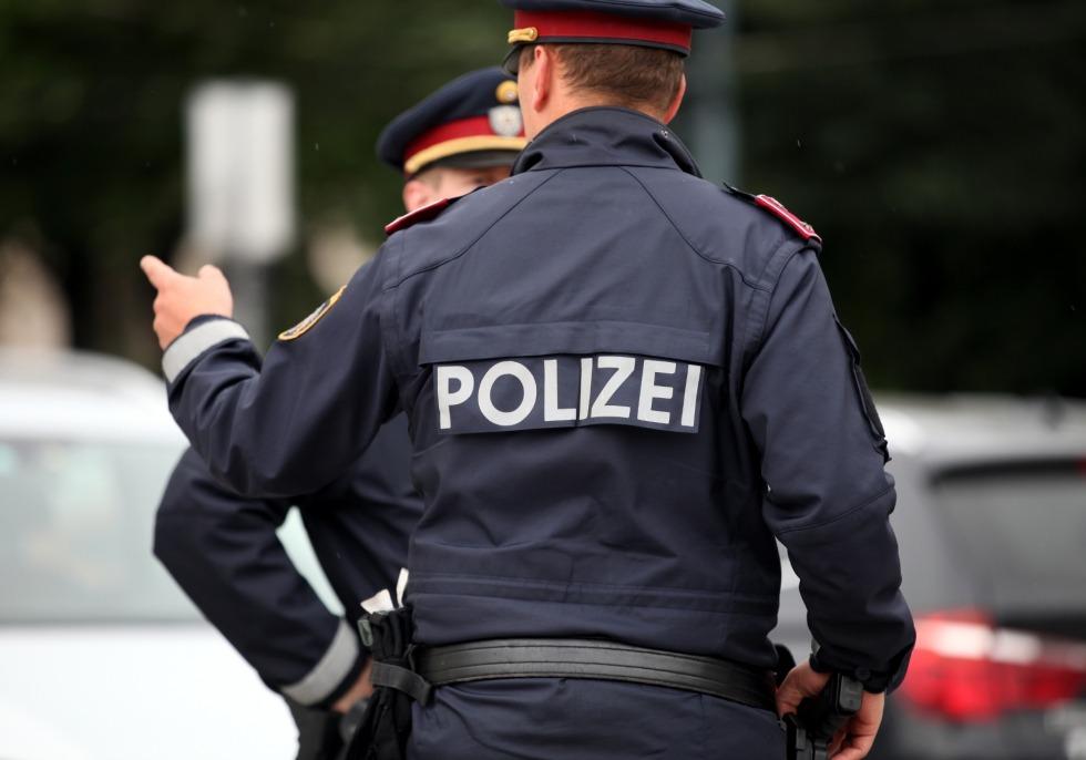 Österreichische Polizisten, über dts Nachrichtenagentur