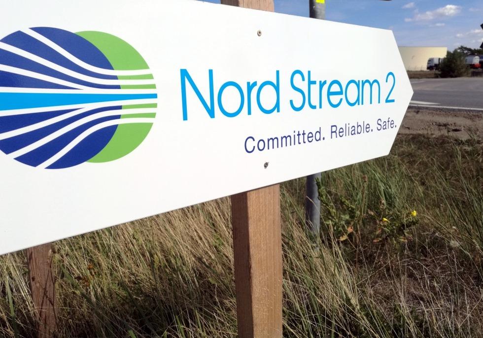Bau von Nord Stream 2, über dts Nachrichtenagentur