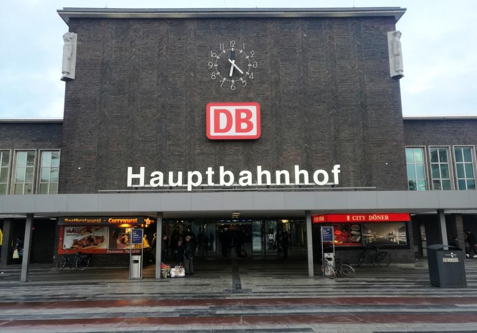 Duisburg Hauptbahnhof, über dts Nachrichtenagentur