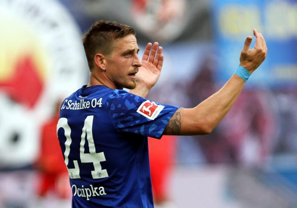 Bastian Oczipka (Schalke), über dts Nachrichtenagentur