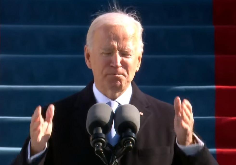 Joe Biden am 20.01.2021, über dts Nachrichtenagentur