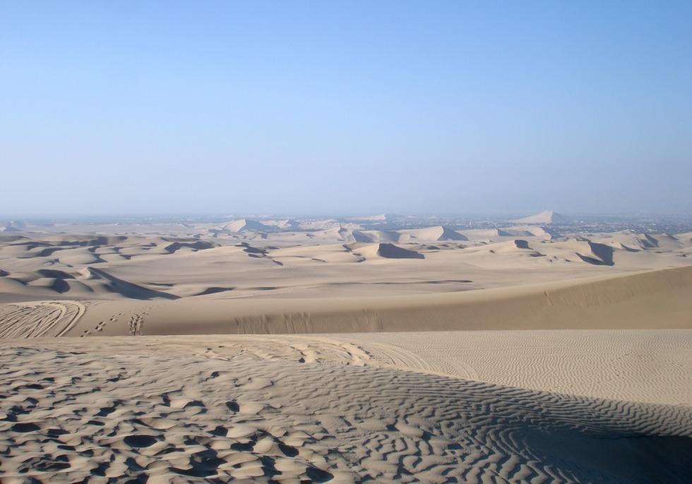 Wüste, über dts Nachrichtenagentur