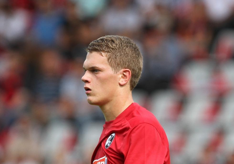 Matthias Ginter als Spieler beim SC Freiburg, über dts Nachrichtenagentur