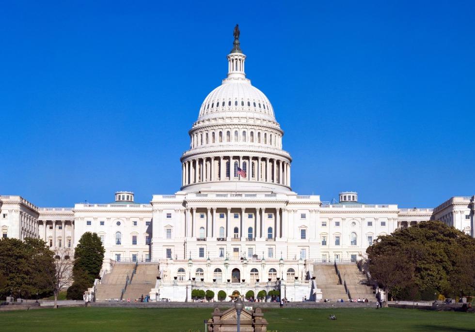 Kapitol in Washington, über dts Nachrichtenagentur