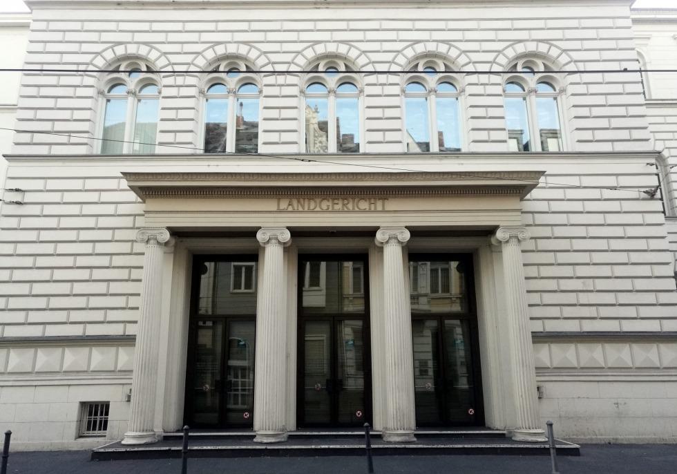 Landgericht Bonn, über dts Nachrichtenagentur