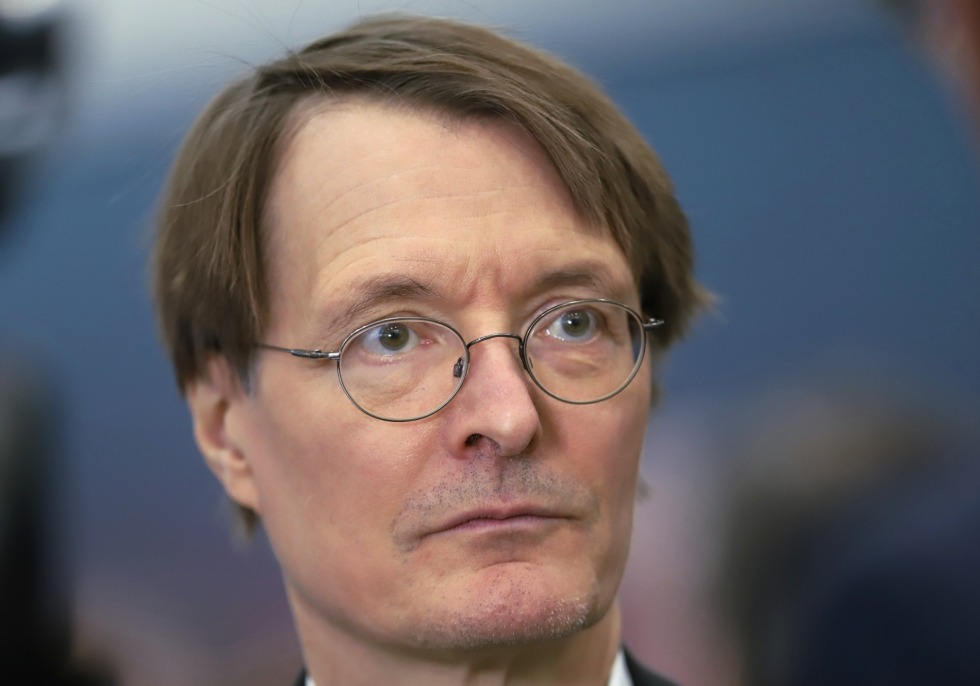 Karl Lauterbach, über dts Nachrichtenagentur