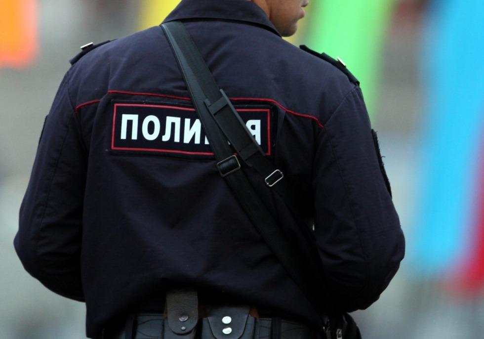 Polizist in Russland, über dts Nachrichtenagentur