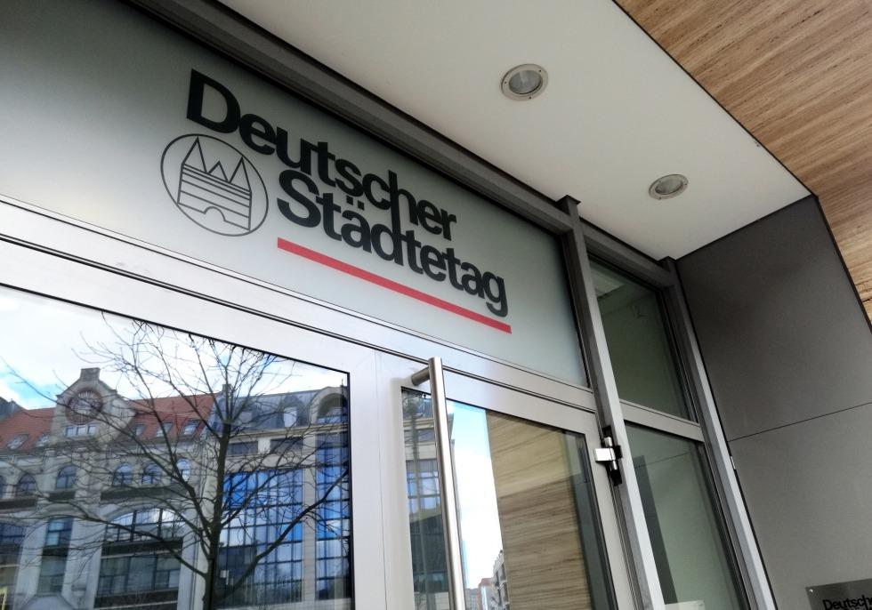 Deutscher Städtetag, über dts Nachrichtenagentur